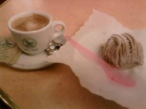 Caffe e Marron Glace